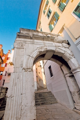 The Arch of Riccardo