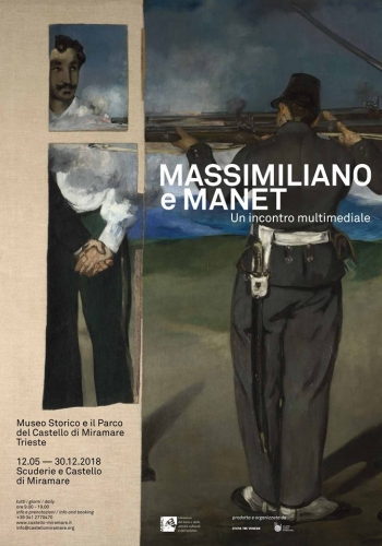 Massimilano and Manet: a multimedial meeting